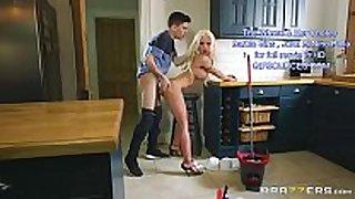 The slut & her chores , barbie sins , jordi el...