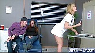 Sex adventures betwixt doctor and sexually sexually horny patient...