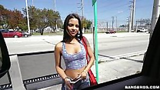 Latina nikki kay is all about her specie on the ...