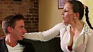 Don't touch my BBC wench and my daughter film with m...