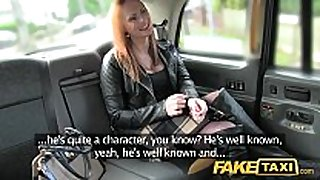 Fake taxi lucky cabby gets large natural milk cans