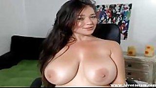 Big titted white indecent whore black 10-Pounder sluts has multiple big O on web camera