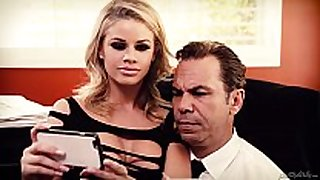 Oh yes dad, just like that! - jessa rhodes