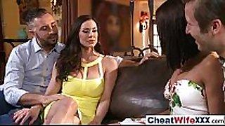 (adriana kendra) real slut sexually lewd white sexually sexually concupiscent white non-professional white slut cheats in hard ...