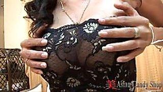 Thai sexually sexually sexually lascivious white non-professional Married bitch minta blow job stimulation job enjoyment