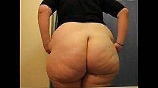 Beautiful large booty