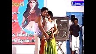 Tamilnadu village latest record dance program two...