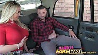 Femalefaketaxi welsh chap receives a enjoyable surprise