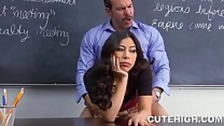 Handsome instructor humps wicked cheating cheating white sweethearts