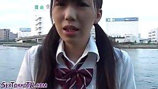 Japanese teeny squirting