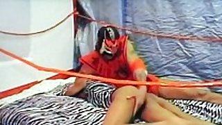 Uiwp entertainment wrestler dragonfly vs adrian...