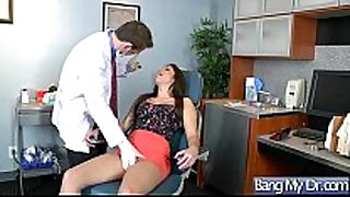 Hot sex scene act betwixt doctor and patient...