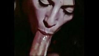 Vintage cum in face gap compilation