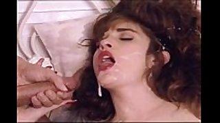 Angelique (lacey rose) vintage double penetration