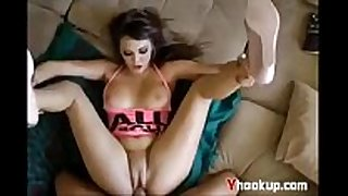 Sexy lalin obscene bitch white Married whore BBC whore in high wedges getting screwed ...