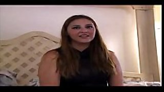 Chubby redhead doing sex casting with old ed - ...