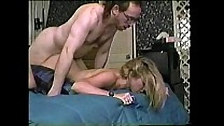 Blonde BBC floozy cristine first time on camera