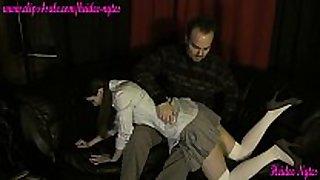 Deren asks dad to spank her trailer