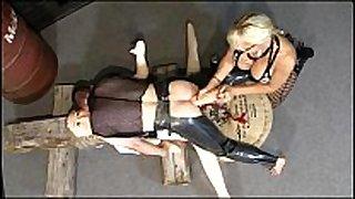 Norwegian monicamilf as the impure pegging nun p...