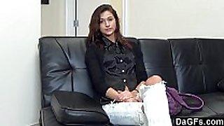 Petite hottie porn casting
