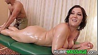Claire dames sexy fuck massage