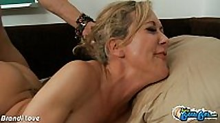 Big assed brandi love ride strapon