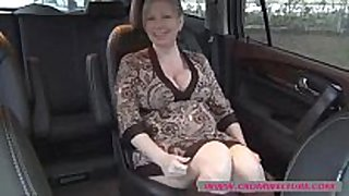 Pregnant masturbating in car - www.cromweltube.com