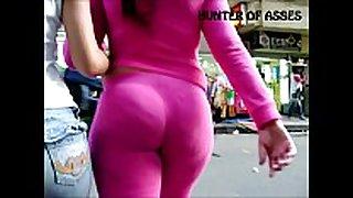 009 nena deliciosa en lycra rosa