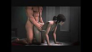 Videogame animated compilation - bioshock, bord...