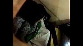 Mesum warnet sma rok putih baju batik