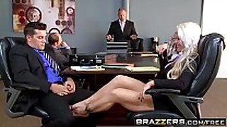 Brazzers - (holly heart, ramon) - the collision