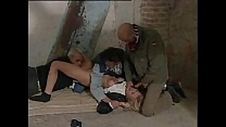 Blonde kidnapped by 3 guys and coercive to sex (i...