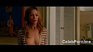 Leslie mann exposes her charming in nature's garb brassiere buddies