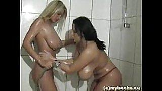 In-an-shower