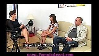 Femaleagent pleasure is my business