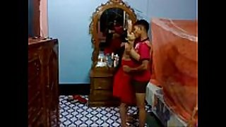 Newly married bangla couple