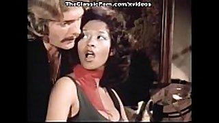Threesome porn movie scene scene scene with vintage pornstars
