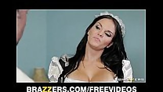 Incredibly hawt french maid mackenzee pierce acquire...