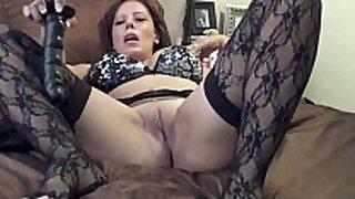 Nicky ferrari - hawt milf black stockings