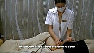 Nurse natalie blanc cook jerking specialist