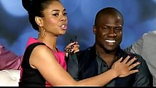 Regina hall getting her freak on with kevin har...