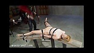 Wasteland bondage sex clip scene scene scene - heartless awaits for h...