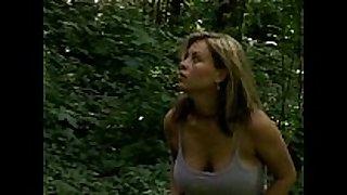 Krystal de boor - outdoor blow job stimulation sex sex