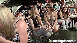 Dancingcock milfs big 10-Pounder orgy