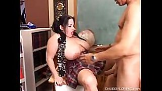 Beautiful large love bubbles bbw can not live out of to fuck
