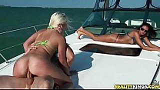 Boating arse by captainstabbin