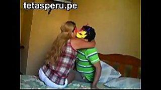 Hot peruvian couple - ultimate series 2011