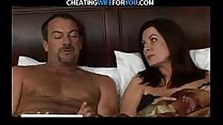 Cheating cheating cheating sexually excited Married bitch next door - #003