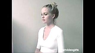 Netvideogirls - lesbian calendar audition