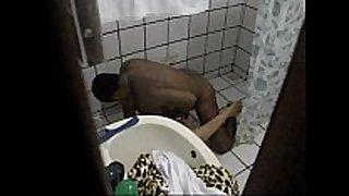 Selma do recife mete no banheiro
